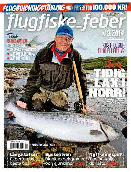 Flugfiske-feber (Inga nya utgåvor) May 12, 2014 00:00