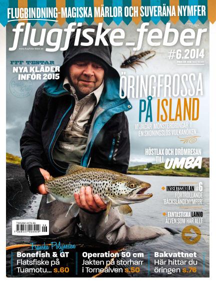 Flugfiske-feber (Inga nya utgåvor) November 28, 2014 00:00