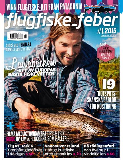 Flugfiske-feber (Inga nya utgåvor) February 13, 2015 00:00