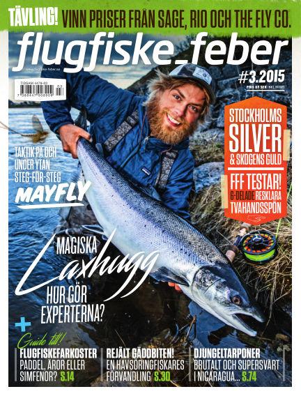 Flugfiske-feber (Inga nya utgåvor) May 12, 2015 00:00