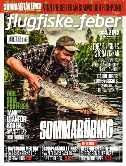 Flugfiske-feber (Inga nya utgåvor) July 01, 2015 00:00