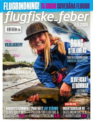 Flugfiske-feber (Inga nya utgåvor) 2015-09-15