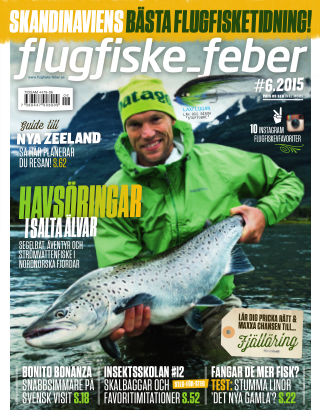 Flugfiske-feber (Inga nya utgåvor) 2015-12-01