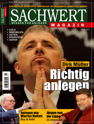 Sachwert Magazin 02/2016