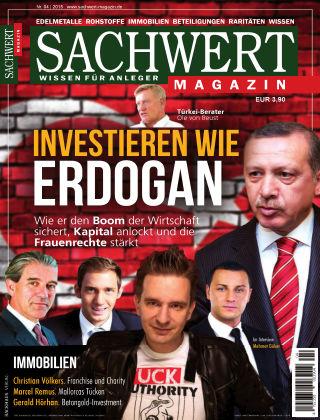 Sachwert Magazin 04/2015