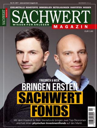 Sachwert Magazin 01/2017