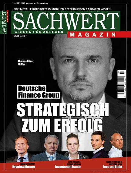 Sachwert Magazin