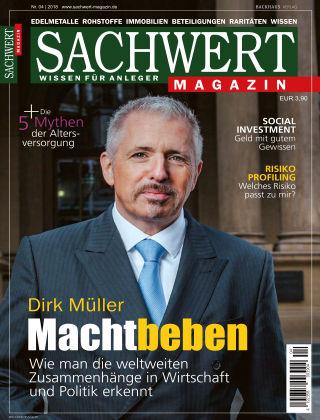 Sachwert Magazin 04-2018