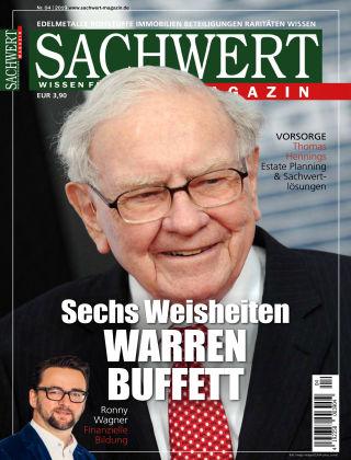 Sachwert Magazin 4-2019