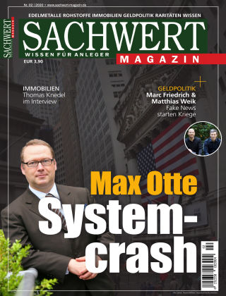 Sachwert Magazin 02-2020
