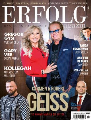 Erfolg Magazin 1/2019