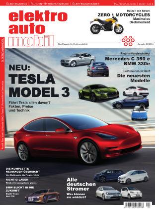 Elektroautomobil - AT 02/2016