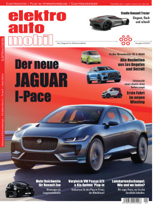 Elektroautomobil - AT 01/2017