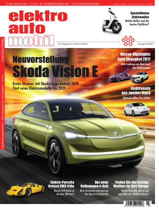 Elektroautomobil - AT 03/2017