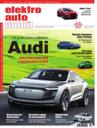 Elektroautomobil - AT 04/2017