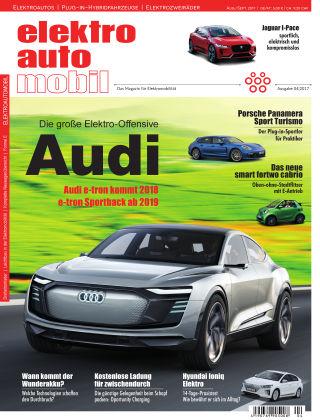 Elektroautomobil 04/2017