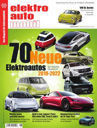 Elektroautomobil 06/2018