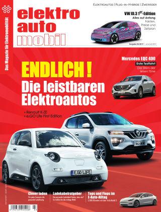 Elektroautomobil 03/2019