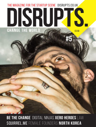 Disrupts Issue 5