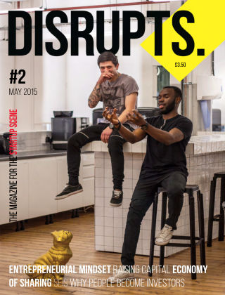 Disrupts Issue 2