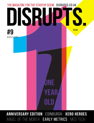 Disrupts Issue 9