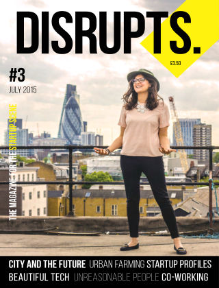 Disrupts Issue 3