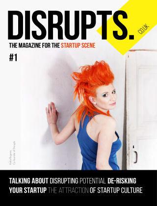 Disrupts Issue 1