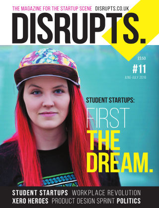 Disrupts Issue 11