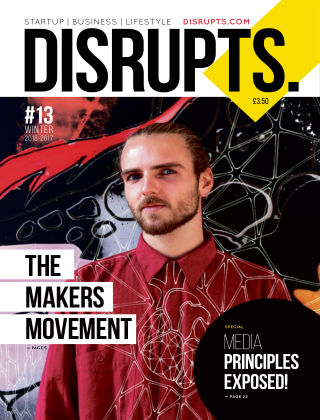 Disrupts Issue 13