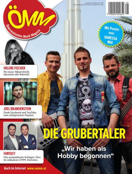 ÖMM (eingestellt) May 22, 2017 00:00