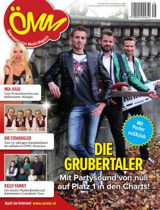 Österreichisches Musik Magazin #49