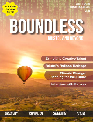 Boundless Summer 2017