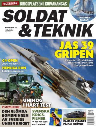 Soldat & Teknik (Inga nya utgåvor) 2017-01-10