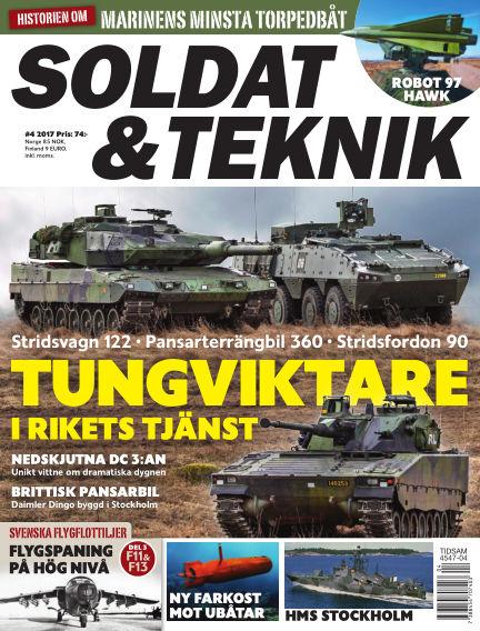 Soldat & Teknik (Inga nya utgåvor) July 11, 2017 00:00