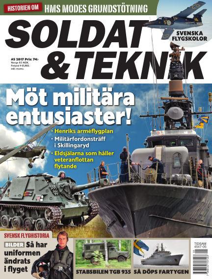 Soldat & Teknik (Inga nya utgåvor) September 12, 2017 00:00