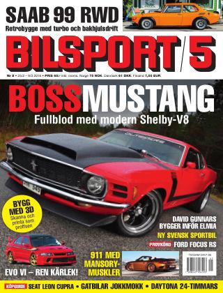 Bilsport 2016-02-25