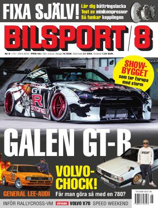 Bilsport 2016-04-07