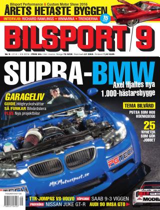 Bilsport 2016-04-21