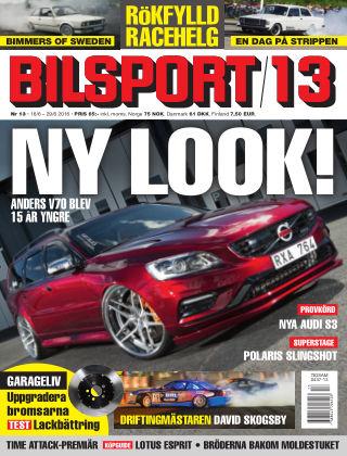 Bilsport 2016-06-16