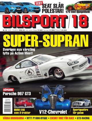Bilsport 2016-08-25