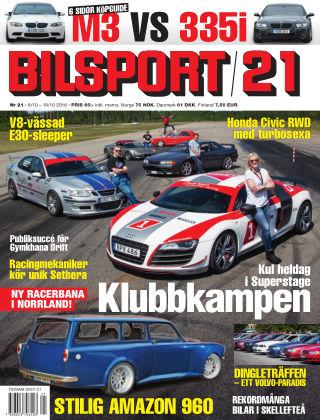 Bilsport 2016-10-06