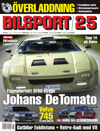 Bilsport 2016-12-01