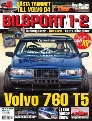 Bilsport 2016-12-29