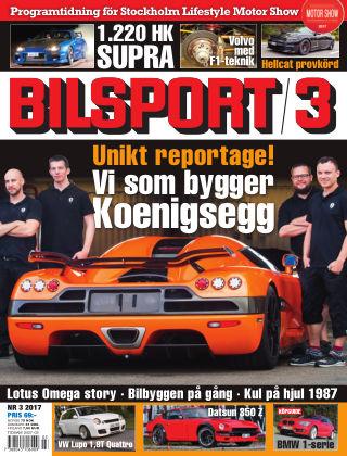 Bilsport 2017-01-26