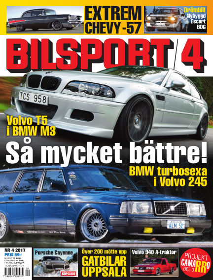 Bilsport February 09, 2017 00:00