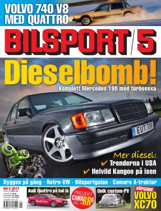 Bilsport 2017-02-23