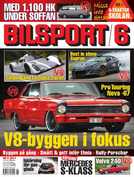 Bilsport March 09, 2017 00:00