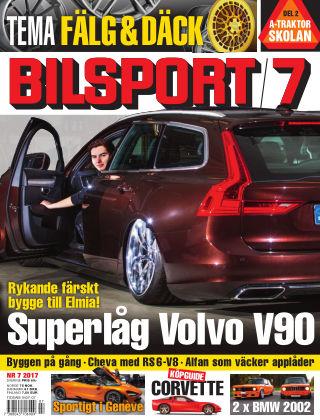 Bilsport 2017-03-23