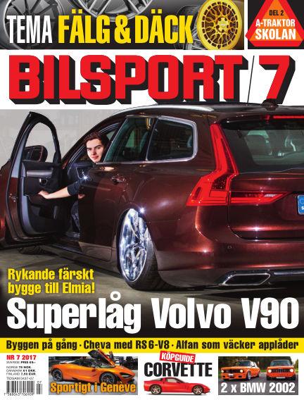 Bilsport March 23, 2017 00:00