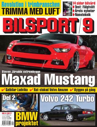 Bilsport 2017-04-20